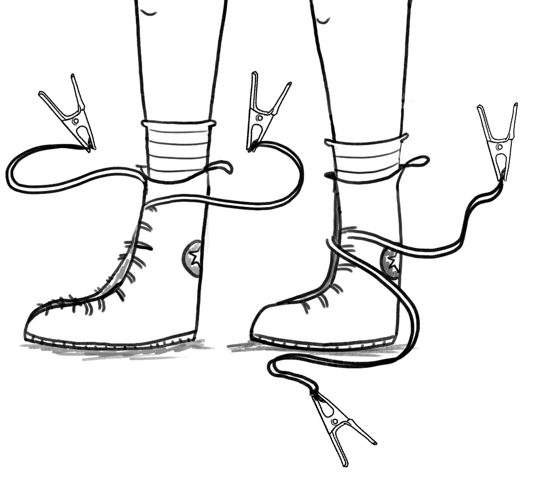 Shoe Laces Made Easy