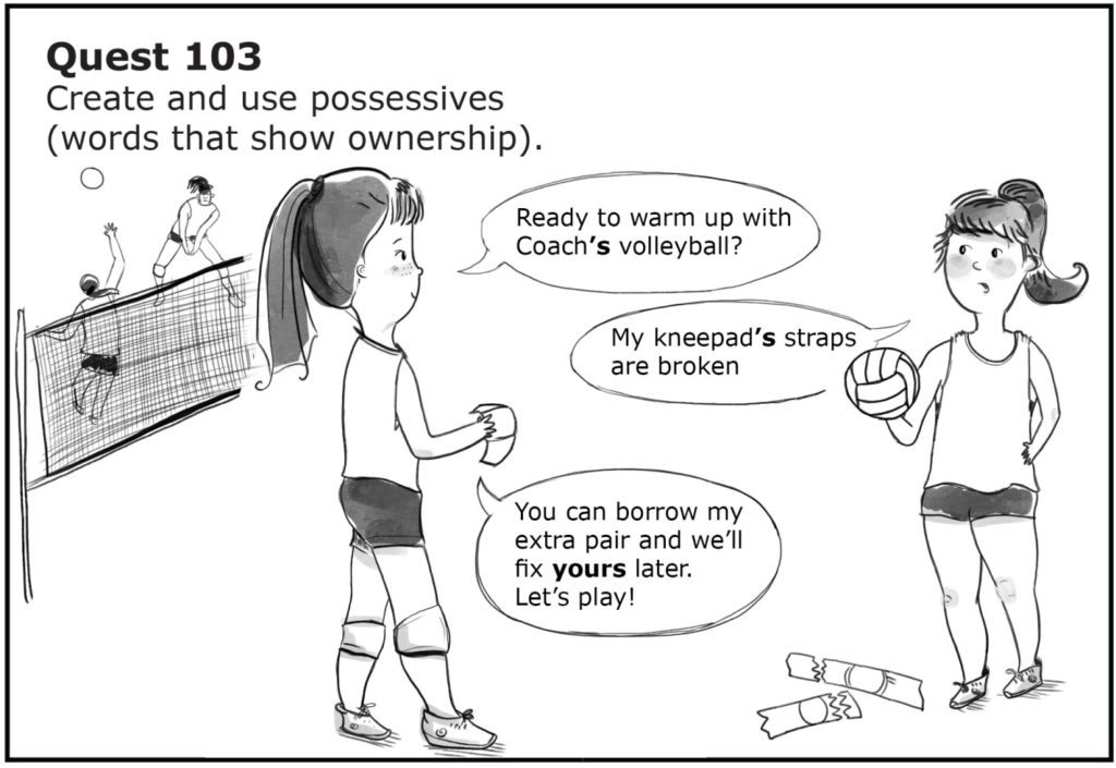 Education Workbook VolleyBall