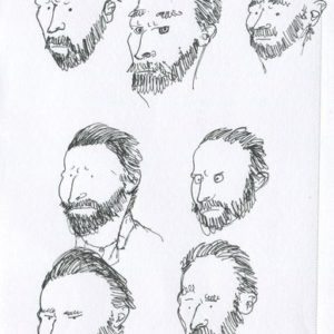 Van Gogh Sketches