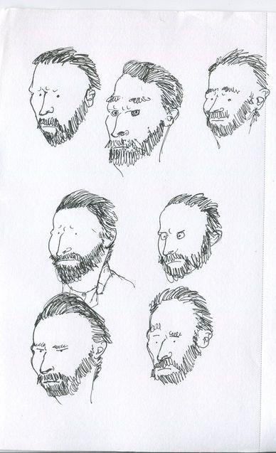 Van Gogh Sketches