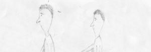 Here Boy Sketch 1