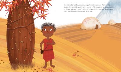 Akouba - A thorn to write 2
