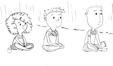 Akouba - Classmates Sketches 3