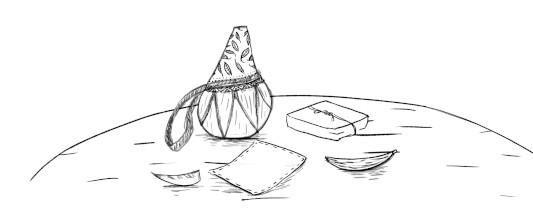 Akouba - Hut Object