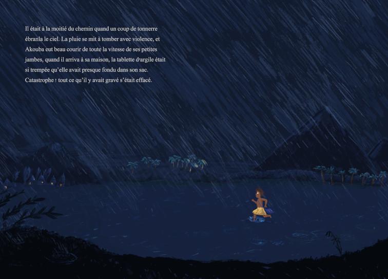 Akouba - Running in the Rain