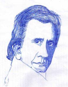 Johnny Cash Attempt - Portraits