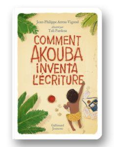 Akouba Book Cover